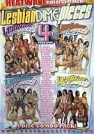 Lesbian Dime Pieces Vol. 1-4 Porn Movie