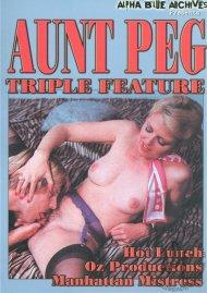 Aunt Peg Triple Feature Porn Video