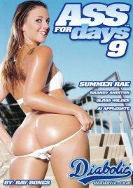Ass For Days 9 Porn Video