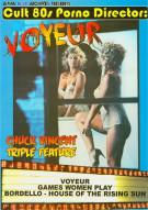 Voyeur Triple Feature Porn Video