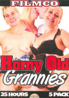 Horny Old Grannies 5-Pack Porn Movie