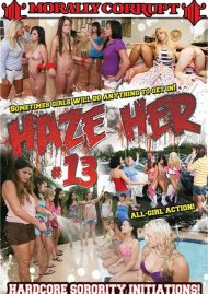 Haze Her #13 DVD Image from Morally Corrupt.