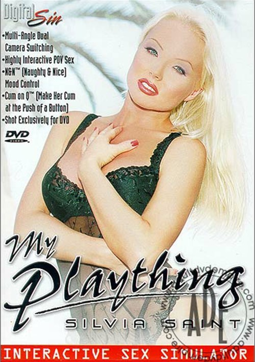 My Plaything: Silvia Saint