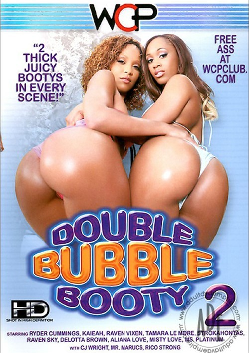 Double bubble white booty 2