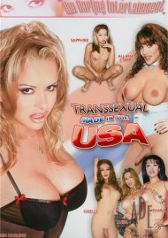 Transsexual Made In The USA Porn Movie