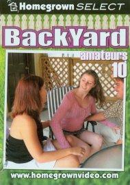 Backyard Amateurs #10 Porn Video