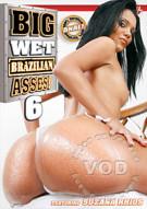 Big Wet Brazilian Asses! 6 Porn Video