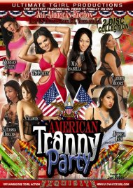 American Tranny Party Porn Movie