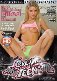Cream In My Teen #4 Porn Video