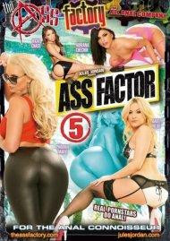 Ass Factor #5 Porn Video