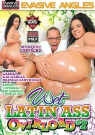 Wet Latin Ass Overload #2 Porn Video