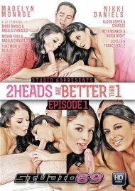 2 Heads Are Better Than 1: Episode 1 Porn Movie