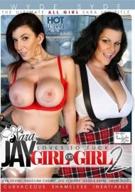 Sara Jay Loves To Fuck: Girl On Girl 2 Porn Movie