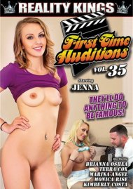 First Time Auditions Vol. 35 Porn Movie