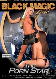 Black Magic Gold: The Porn Star Porn Movie
