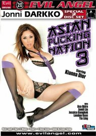 Asian Fucking Nation #3 Porn Movie