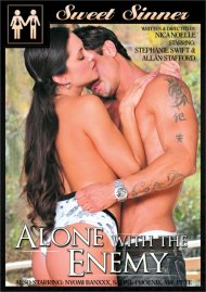 Alone With The Enemy DVD Image from Sweet Sinner.