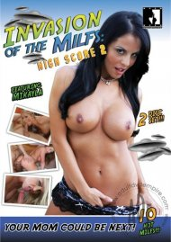 Invasion of the MILFs: High Score 2 Porn Movie