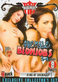 Shemale Blowjobs 1-4 Porn Movie