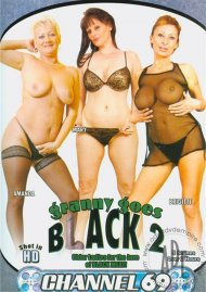 Granny Goes Black 2 Porn Movie