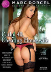 Cathy 40, Cheating Housewife DVD Image from Marc Dorcel.
