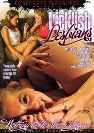 Licklish Lesbians Porn Movie