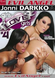 Girls Love Girls 4 DVD Box Cover Image