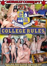 College Rules #10 Porn Movie