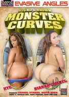 Round & Brown Monster Curves Porn Video