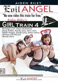 Aiden Riley's Girl Train 4 HD Porn Video Image from Evil Angel.