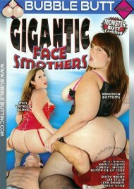 Gigantic Face Smothers Porn Movie