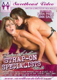 Lesbian Adventures: Strap-On Specialist Vol. 3 Porn Video