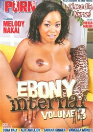 Ebony Internal 3 Porn Movie