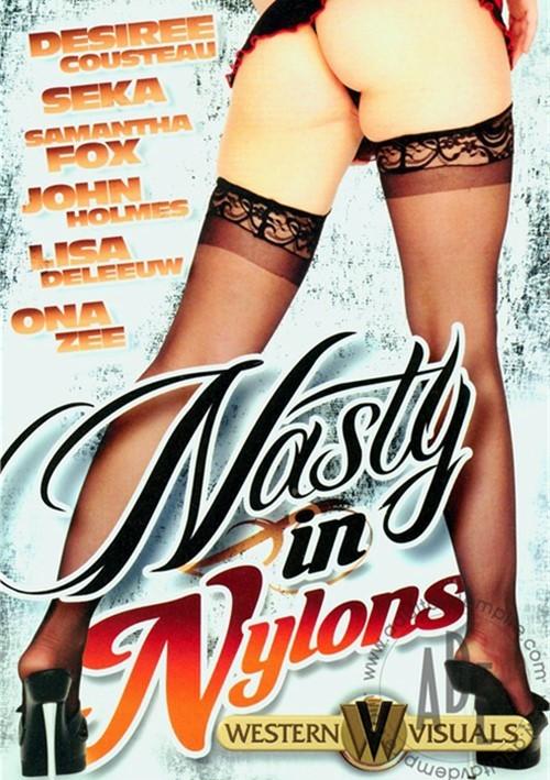 Nasty In Nylons