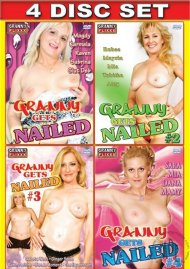 Granny Gets Nailed 4-Pack Porn Movie