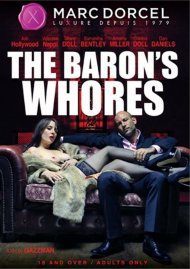 The Baron's Whores DVD Image from Marc Dorcel.