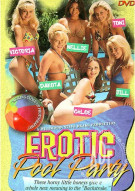Erotic Pool Party Porn Movie