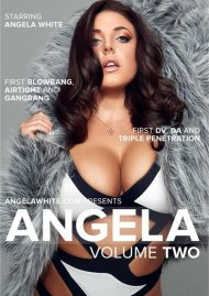 Angela Vol. 2 DVD Image from AGW Entertainment.