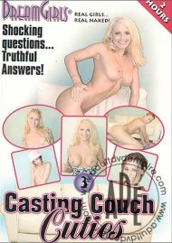 Dream Girls: Casting Couch Cuties 3 Porn Movie