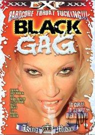 Black Gag Porn Movie