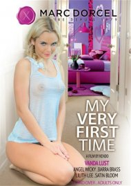My Very First Time DVD Image from Marc Dorcel.