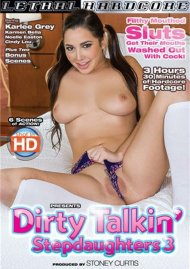 Dirty Talkin Stepdaughters 3 Porn Movie