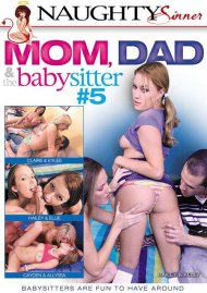 Mom, Dad & The Babysitter #5 Porn Movie