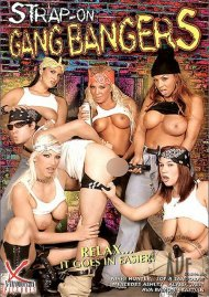 Strap-On Gang Bangers Porn Movie