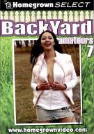Backyard Amateurs #7 Porn Movie