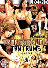 Transsexual Tantrums Porn Video