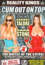 Cum Out On Top: Brandy Talore Vs. Sara Stone Porn Movie