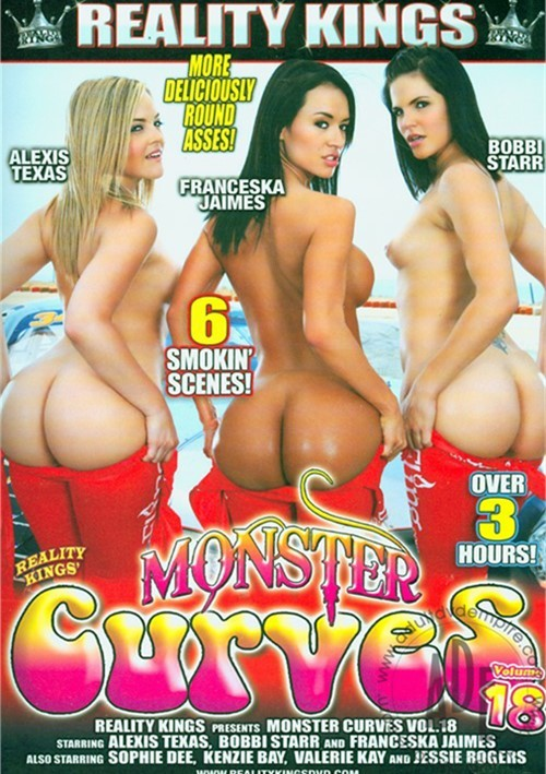 Monster Curves Vol. 18