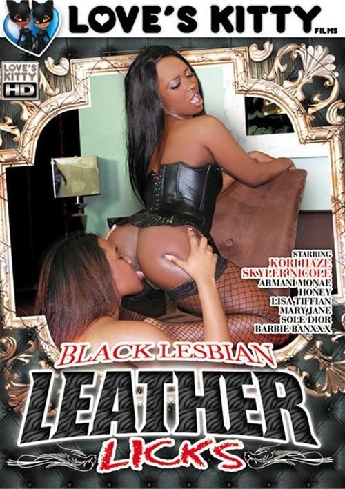 Leather lesbian dvd