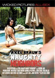Axel Braun's Naughty Neighbors Porn Video Image from Wicked Pictures.